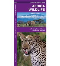 Naturführer A folding Pocket Guide to familiar Animals - Africa Wildlife Waterford press