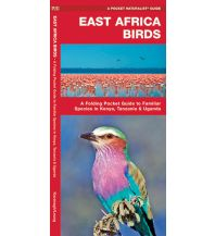 Naturführer A folding Pocket Guide to familiar Species - East Africa Birds Waterford press