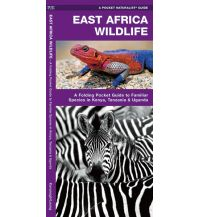 Naturführer A folding Pocket Guide to familiar Species - East Africa Wildlife Waterford press