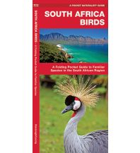 Naturführer A folding Pocket Guide to familiar Species - South Africa Birds Waterford press