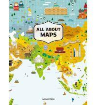 Weltatlanten All About Maps Gingko Press Verlags GmbH