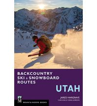 Skitourenführer weltweit Backcountry Ski & Snowboard Routes Utah Mountaineers Books