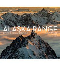 Outdoor Bildbände Battreall Carl - Alaska Range Mountaineers Books