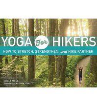 Bergtechnik Nicole Tsong - Yoga for Hikers Mountaineers Books