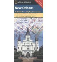 Stadtpläne New Orleans National Geographic Destination Maps