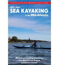 Kanusport Michaela Riva Gaaserud - AMC's Best Sea Kayaking in the Mid-Atlantic Appalachian Mountain Club Books