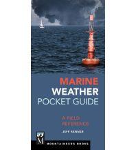 Ausbildung und Praxis Mountaineers Pocket Guide - Marine weather Mountaineers Books