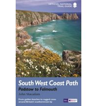 Weitwandern Official National Trail Guide - South West Coast Path - Padstow to Falmouth Aurum Press