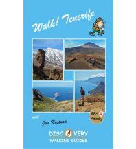 Wanderführer Discovery Walking Guide - Walk! Tenerife Discovery Walking Guides Ltd.