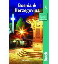 Reiseführer Bradt Guide Reiseführer - Bosnia & Herzegovina Bosnien Herzegowina Bradt Publications UK