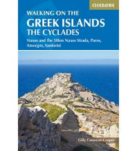 Wanderführer Walking on the Greek Islands - the Cyclades/Kykladen Cicerone Press