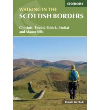 Ronald Turnbull - Walking in the Scottish Borders Cicerone Press