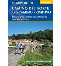 Weitwandern The Camino del Norte and Camino Primitivo Cicerone Press