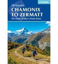 Weitwandern Chamonix to Zermatt Cicerone Press