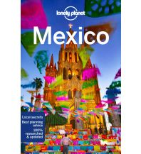 Reiseführer Lonely Planet Travel Guide - Mexico Lonely Planet Publications