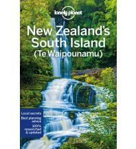 Reiseführer Lonely Planet Travel Guide - New Zealand's South Island Lonely Planet Publications