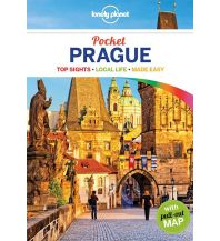 Reiseführer Lonely Planet Pocket Guide - Prague Lonely Planet Publications