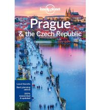 Reiseführer Lonely Planet City Guide - Prague & the Czech Republik Lonely Planet Publications