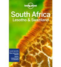 Reiseführer Lonely Planet Travel Guide - South Africa, Lesotho & Swaziland Lonely Planet Publications