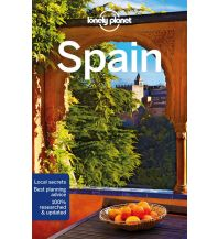Reiseführer Lonely Planet Travel Guide - Spain Lonely Planet Publications