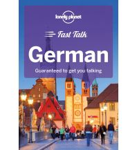 Sprachführer Lonely Planet Fast Talk - German Lonely Planet Publications