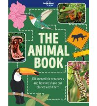 Outdoor Kinderbücher Lonely Planet Kids - The Animal Book Lonely Planet Publications