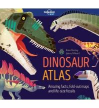 Outdoor Kinderbücher Lonely Planet Kids - Dinosaur Atlas Lonely Planet Publications
