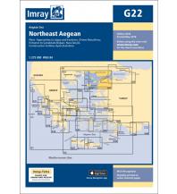 Seekarten Griechenland Imray Seekarte Griechenland/Türkei G22, Northeast Aegean Sea 1:275.000 Imray, Laurie, Norie & Wilson Ltd.