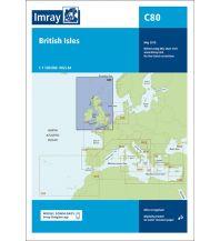 Seekarten Imray Seekarte C80, British Isles 1:1.500.000 Imray, Laurie, Norie & Wilson Ltd.