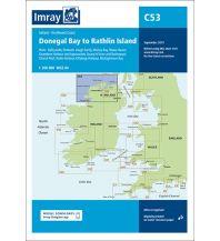 Seekarten Imray Seekarte C53 - Donegal Bay to Rathlin Island 1:200.000 Imray, Laurie, Norie & Wilson Ltd.