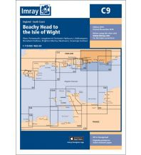 Seekarten Imray Seekarte C9 - Beachy Head to Isle of Wight 1:110.000 Imray, Laurie, Norie & Wilson Ltd.