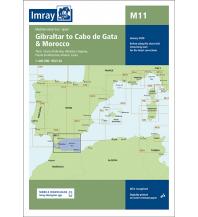Seekarten Spanien Imray Seekarte Spanien - M11 Gibraltar to Cabo de Gata and Morocco 1:440.000 Imray, Laurie, Norie & Wilson Ltd.