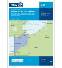 Seekarten Imray Seekarte C31 - Dover Strait to Le Havre 1:200.000 Imray, Laurie, Norie & Wilson Ltd.