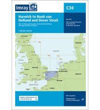 Seekarten Imray Seekarte C30 - Harwich to Hoek van Holland and Dover Strait 1:200.000 Imray, Laurie, Norie & Wilson Ltd.