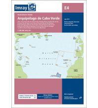 Seekarten Imray Seekarte E4 - Arquipelago de Cabo Verde 1:500.000 Imray, Laurie, Norie & Wilson Ltd.