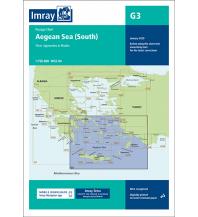 Seekarten Griechenland Imray Seekarte G3, Aegean Sea (South) 1:750.000 Imray, Laurie, Norie & Wilson Ltd.