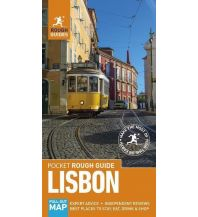 Reiseführer Rough Guide Pocket - Lisbon Rough Guides