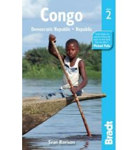 Reiseführer Bradt Guide - Congo & Democratic Rep. of Congo Bradt Publications UK