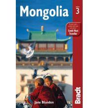 Reiseführer Bradt Guide - Mongolia Bradt Publications UK