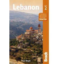 Reiseführer Bradt Guide Reiseführer Lebanon Bradt Publications UK