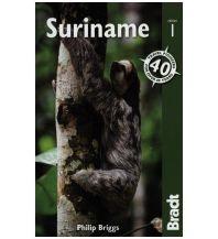 Reiseführer Suriname Bradt Publications UK