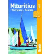 Reiseführer Bradt Guide Reiseführer Mauritius Bradt Publications UK