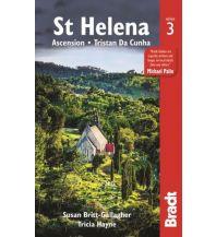 Reiseführer Bradt Guide Reiseführer St. Helena, Ascension, Tristan da Cunha Bradt Publications UK