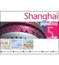 Stadtpläne Shanghai PopOut Map Compass Maps, Inc.