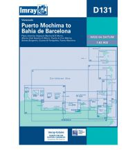 Seekarten Imray Seekarte D131 - Puerto Mochima to Bahia de Barcelona 1:63.900 Imray, Laurie, Norie & Wilson Ltd.