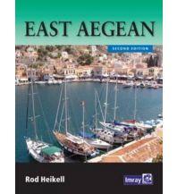 Revierführer Türkei und Naher Osten East Aegean - The Greek Dodecanese islands and the coast of Turkey from Gulluk to Kedova Imray, Laurie, Norie & Wilson Ltd.