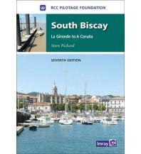 Revierführer Meer South Biscay   - La Gironde to La Coruna Imray, Laurie, Norie & Wilson Ltd.