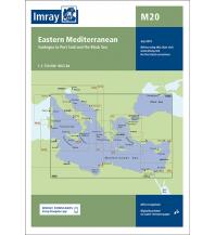Imray Seekarten Mittelmeer Imray Seekarte M20 - Eastern Mediterranean 1:2.750.000 Imray, Laurie, Norie & Wilson Ltd.