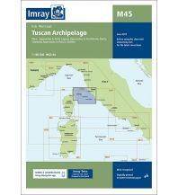 Seekarten Imray Seekarte M45, Tuscan Archipelago - Elba 1:180.000 Imray, Laurie, Norie & Wilson Ltd.