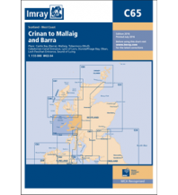Kanusport Imray Seekarte Schottland - C65 Crinan to Mallaig and Barra 1:155.000 Imray, Laurie, Norie & Wilson Ltd.